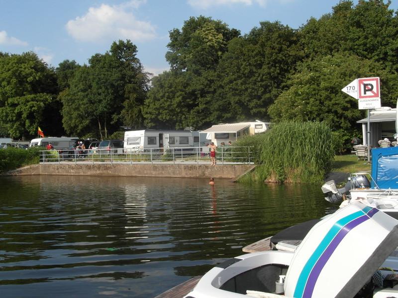 Campingplatz Petershagen